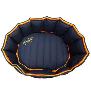 Dog Bed | Colourful | Pick Your Colour | Pet Bed | Warm | Cosy