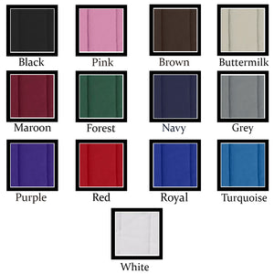 PolyPad | Design Your Own | Pick Your Colours | Colour Chart