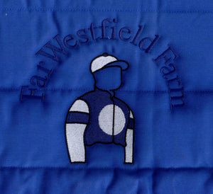 Saddle Pad | Customised | Design Your Own | PolyPad | Comfortable | Gift | Embroidered