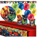 DC Comics Justice League Birthday Party Supplies Kit