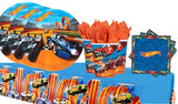 Hot Wheels Wild Racer Birthday Party for 16 Guests - Fedex Express
