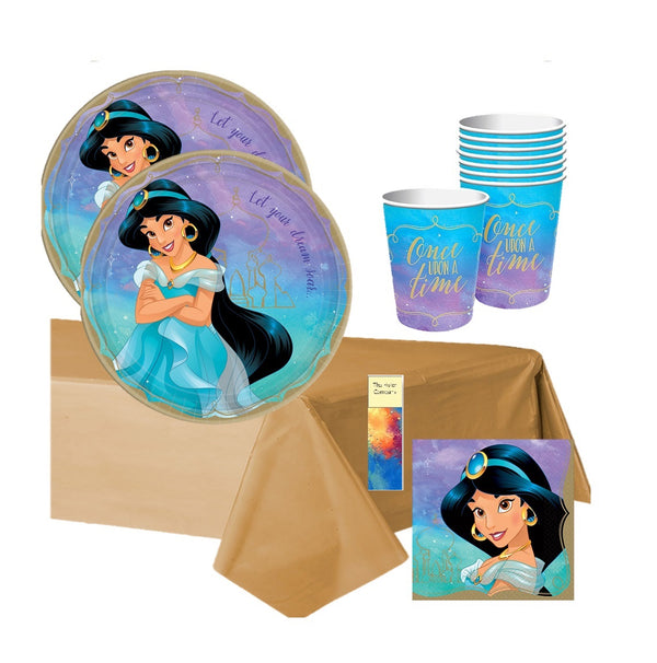 Princess Jasmine Birthday Party Supplies