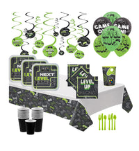 Level Up Video Game Birthday Party Supplies