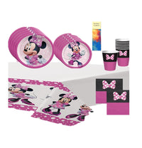 Minnie Mouse Forever Birthday Party Supplies