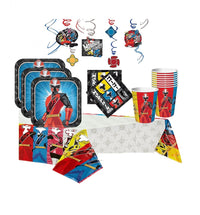 Power Rangers Ninja Steel Birthday Supplies