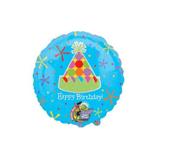 Recordable & Musical Happy Birthday Balloon 32""