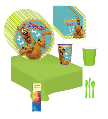 Scooby Doo Birthday Party for 16 Guests