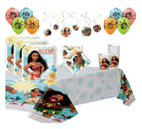 Moana Birthday Party Supplies