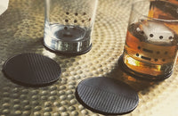 Leather Coasters | Groomsmen Gift | Made in LA | Smiths & Kings