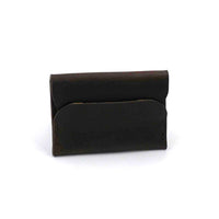 Brown Leather Billfold Wallet | Handmade Leather Wallet