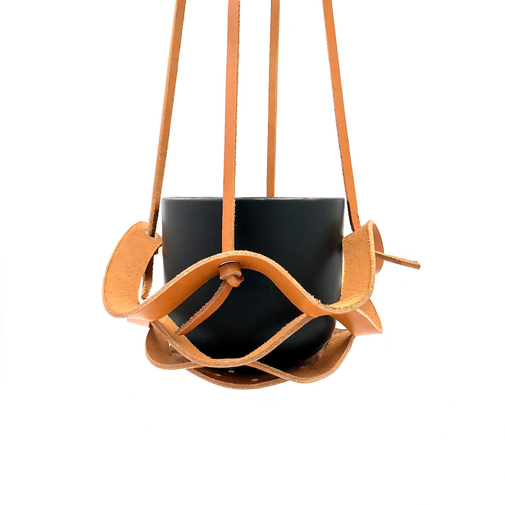 Leather Plant Hanger | Pot Hanger | Smiths & Kings