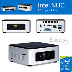 Intel Nuc Mini PC Barebone Kit - E-Square AU