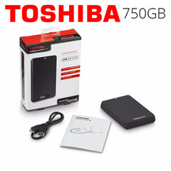 750gb Toshiba HDD Hard Drive - E-Square AU