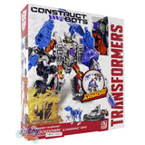 "Transformers Construction Bots ""LOCKDOWN"""
