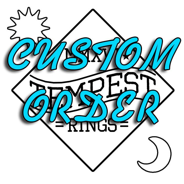 Copy of Custom order for Tyler