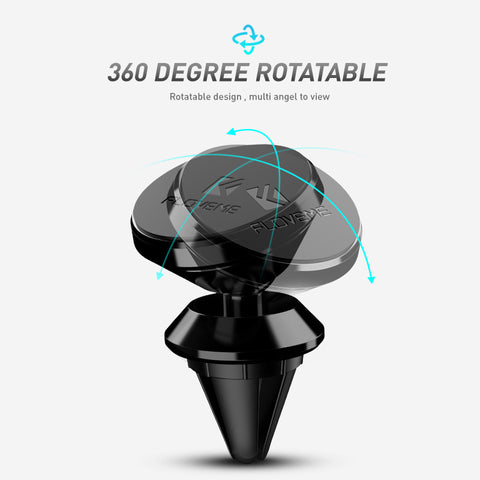 360 Magnetic Car Phone Holder