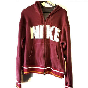 Vintage Nike Spellout Reversible