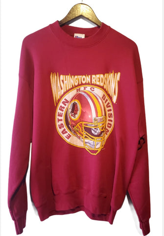 Redskins sweatshirt