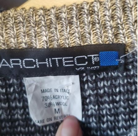 Dad Sweater by Architchect