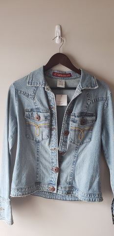 Z. Cavaricci Denim Jacket
