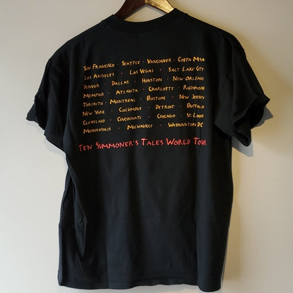 1993 Sting Summoner's Tale Tour Shirt