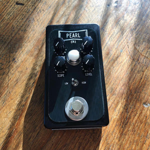 WIN A  LIMITED-EDITION BLACK PEARL PEDAL!