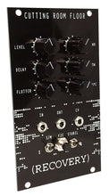 CUTTING ROOM FLOOR EURORACK MODULAR DEVICE