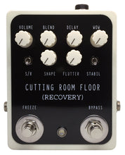 CUTTING ROOM FLOOR PEDAL (Echo, Pitch, Modulate, Glitch)