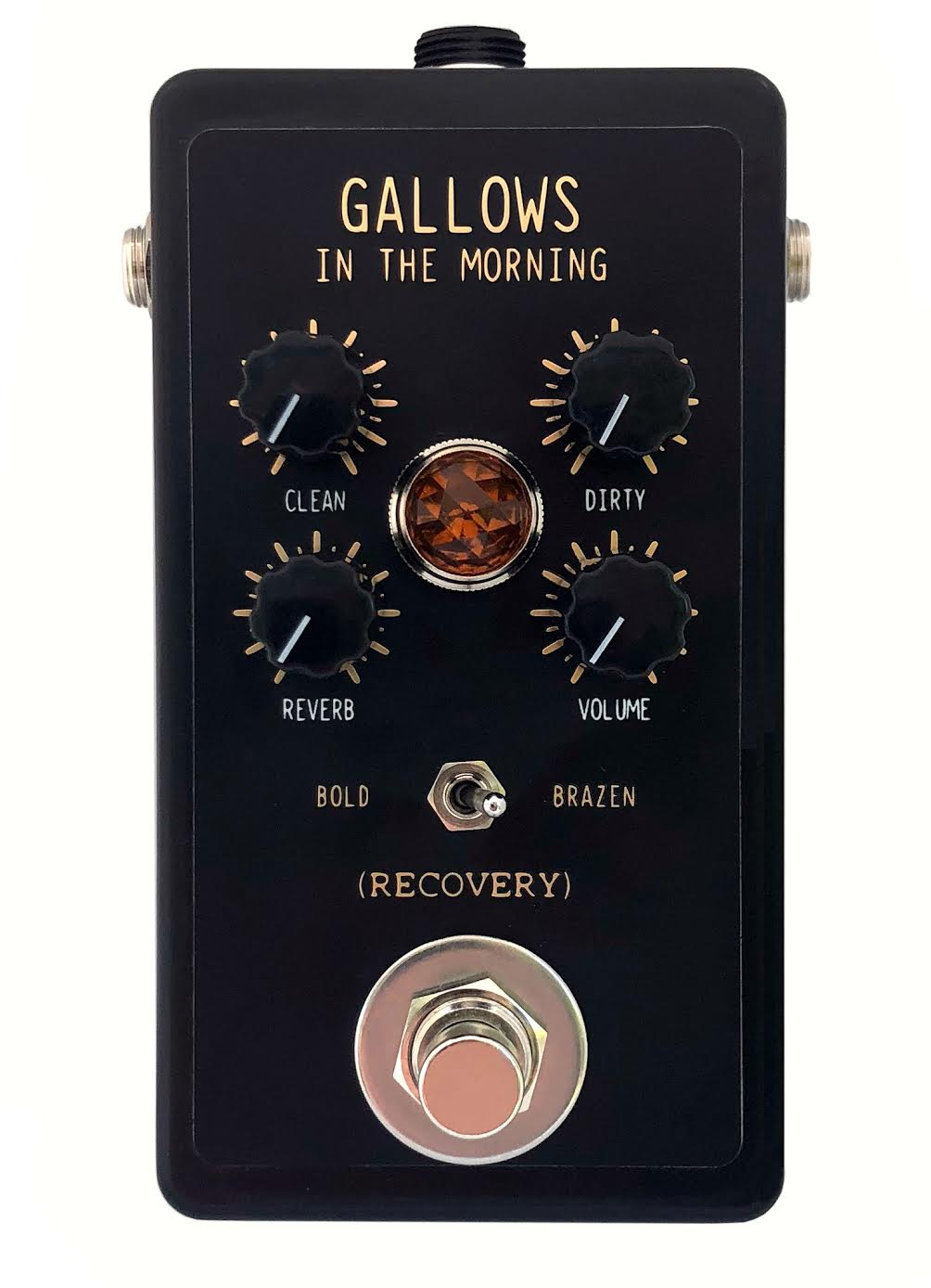 GALLOWS IN THE MORNING (Double Overdrive + Haunting Reverb)