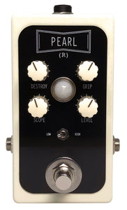 PEARL (Heavy Low-End Vintage Fuzz Pedal)