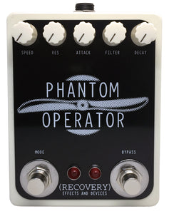 PHANTOM OPERATOR PEDAL (Supernatural Random Flux Filter)