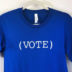 RECOVERY EFFECTS VOTE T-SHIRT (Limited-Edition)