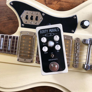 DIRTY MURALS (Reverb and Delay)