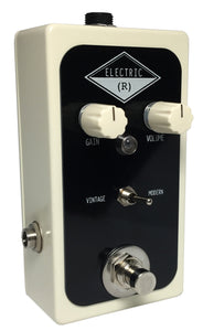 ELECTRIC PEDAL (Transparent Drive / Compression)