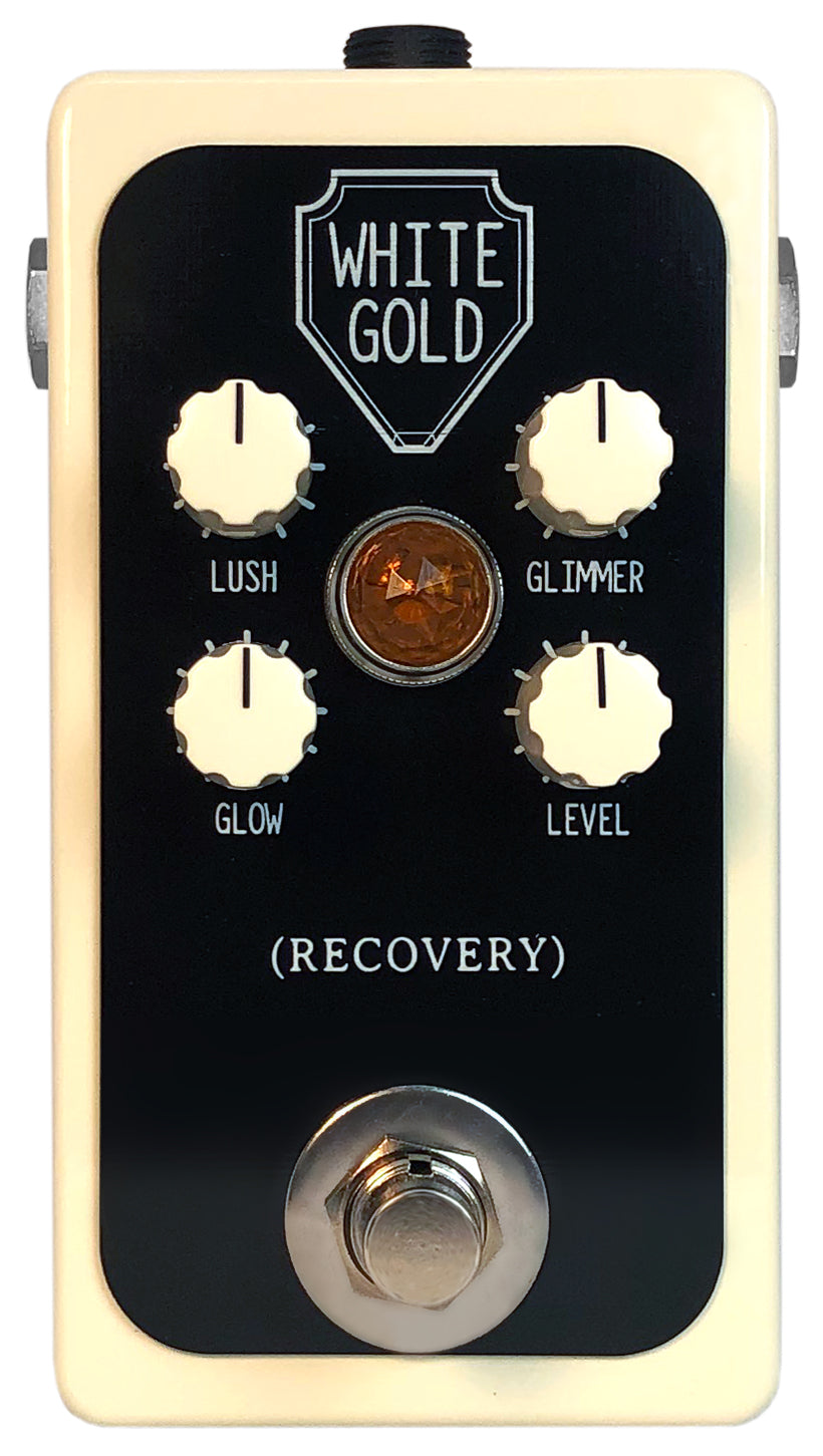 WHITE GOLD PEDAL (Choral Synthesizer)