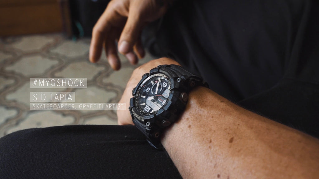 #MYGSHOCK Featuring Sid Tapia