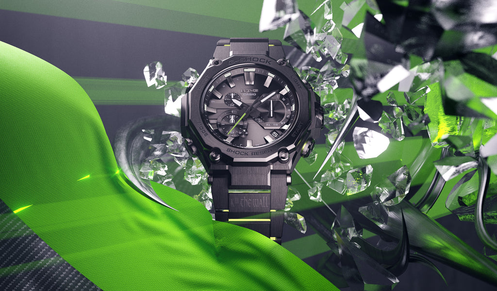 Chinese fashion label SANKUANZ partners with G-Shock on the MTGB2000SKZ-1A