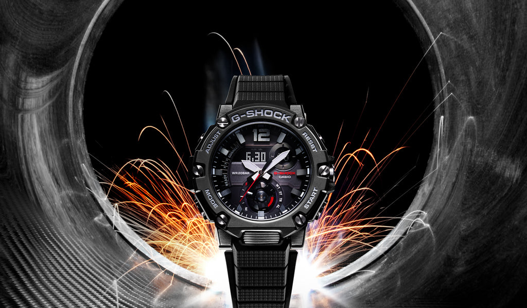 Ever wanted to blow up a G-Shock and see what would happen?
