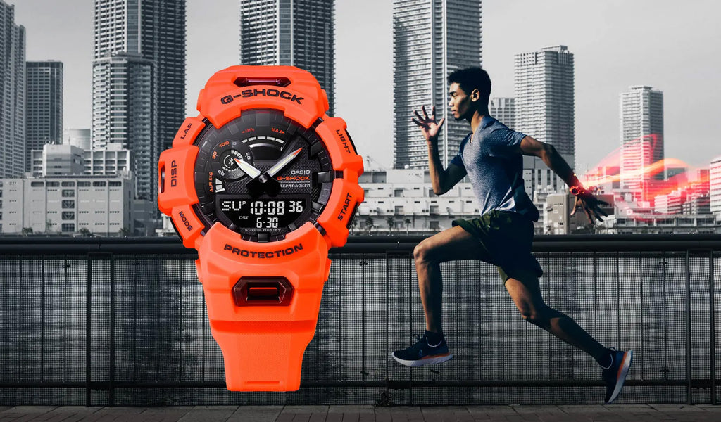 Track your step with the new GBA900 series.