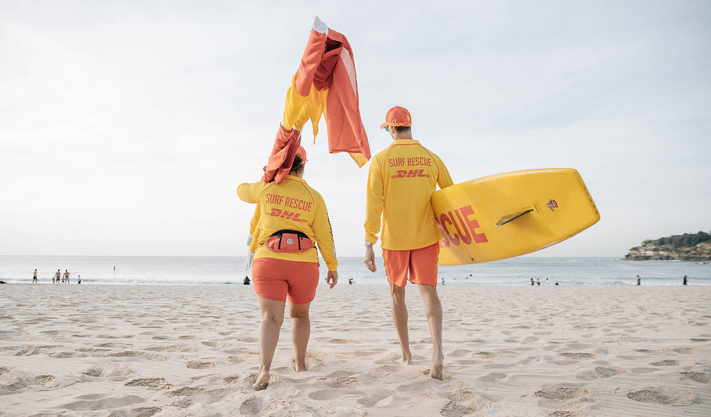 G-Shock meets Surf Life Saving Australia