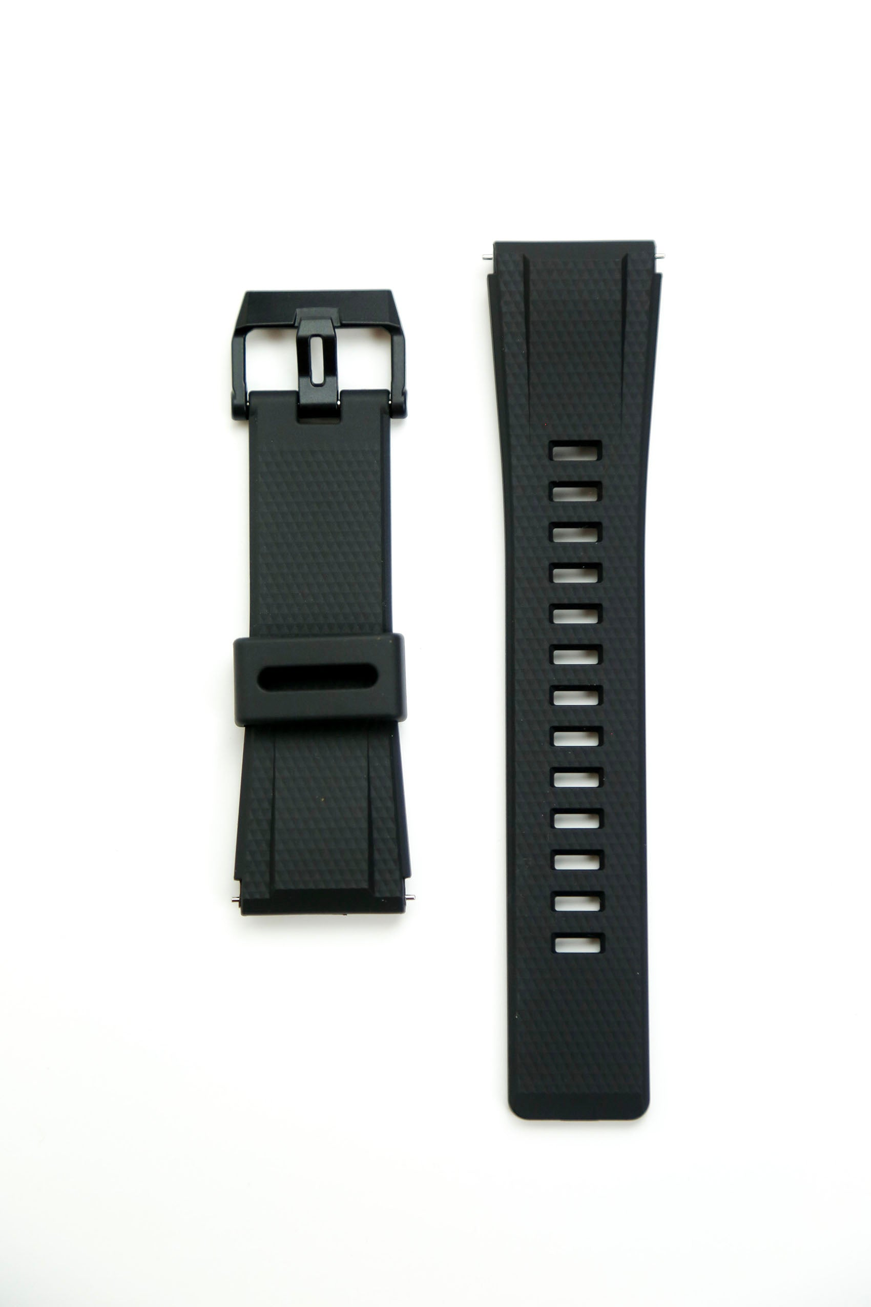 GA2000 Black Resin Band