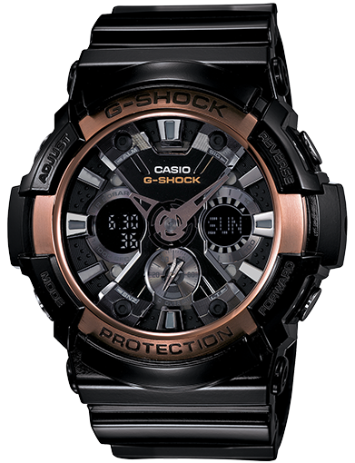 DUO/CHRONO GA200RG-1A