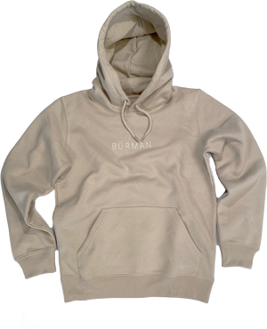 The Original (Hoodie) || Desert Beige / White
