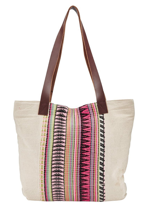 CANVAS  TOTE  (BSB3554)