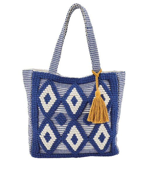 Blue Tote Bag (BSB3556)