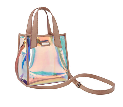 Clear Iridescent Bag (BSB3562)