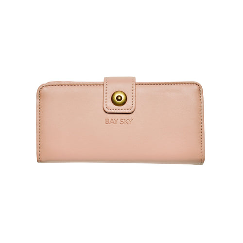 LARGE ID BLUSH WALLET (BSB3566)