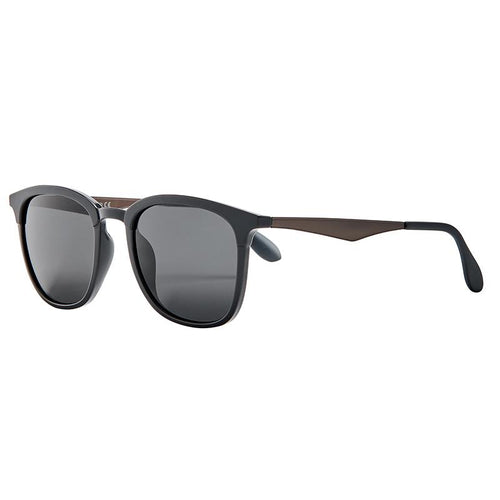 Clubmaster Frame With Multi Color Gradient Lens  (Bsg1143)