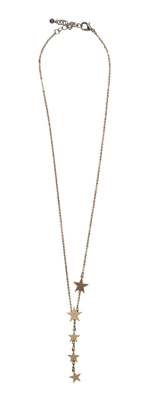 Dainty chain with zodiac pendant (BSJ3533)