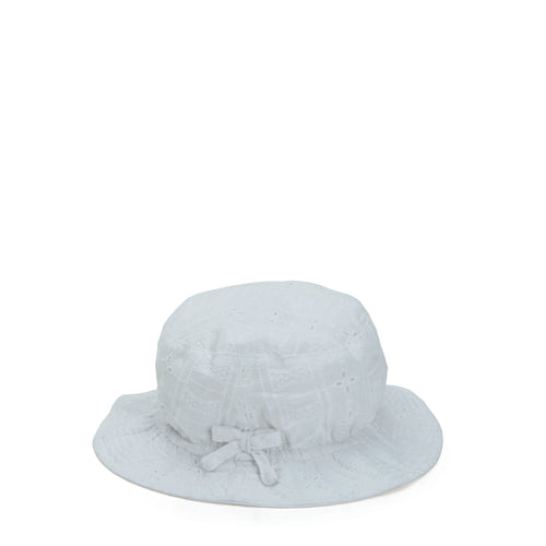 Infant Eyelet Bucket Hat (CTK3424)